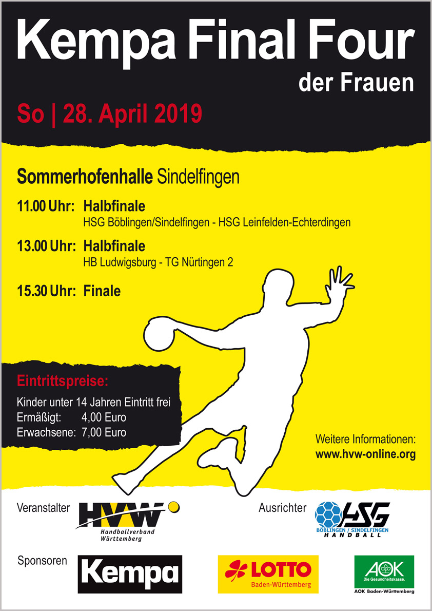 hvw final four 2019 plakat f 72dpi rand